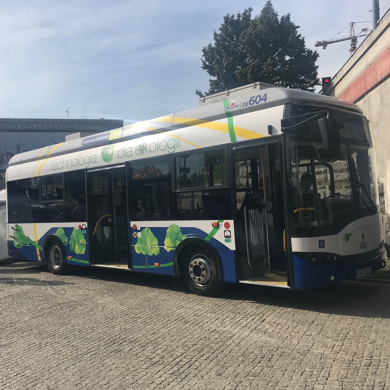 Autobusy zeroemisyjne – konsultacje społeczne
