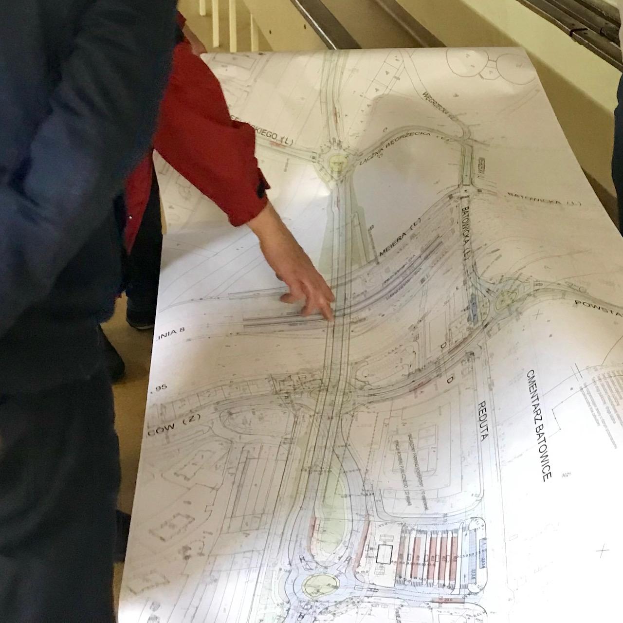 Konsultacje – budowa ulicy Iwaszki w Krakowie. Odpowiedzi na pytania