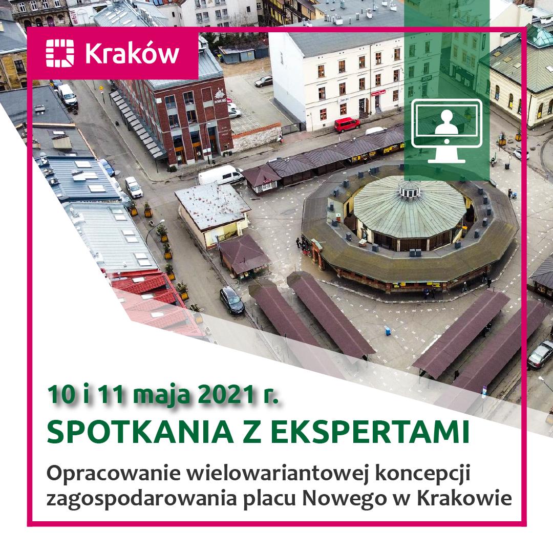 Spotkania oraz dyżury telefoniczne w ramach konsultacji pl. Nowego